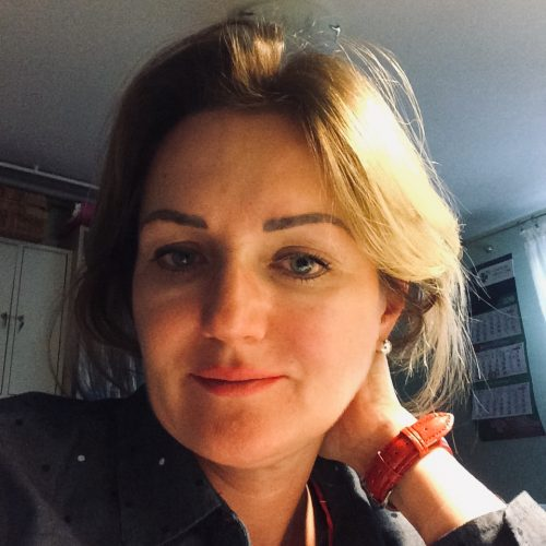 Agnieszka Mikołajczak j.niemiecki WARSZAWA