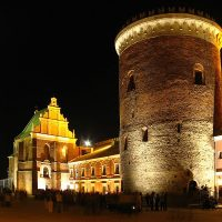 Lublin Kaplica św. Trójcy bez praw autorskich